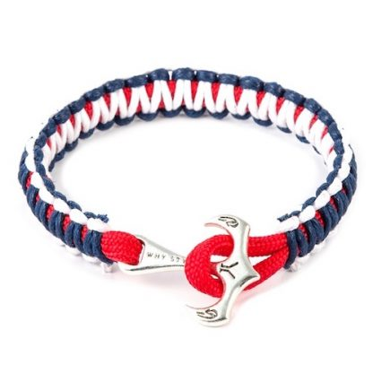 Regatta Anchor Bracelet